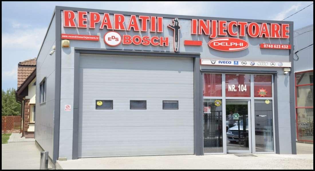 service , laborator, atelier reparatii injectoare buzau