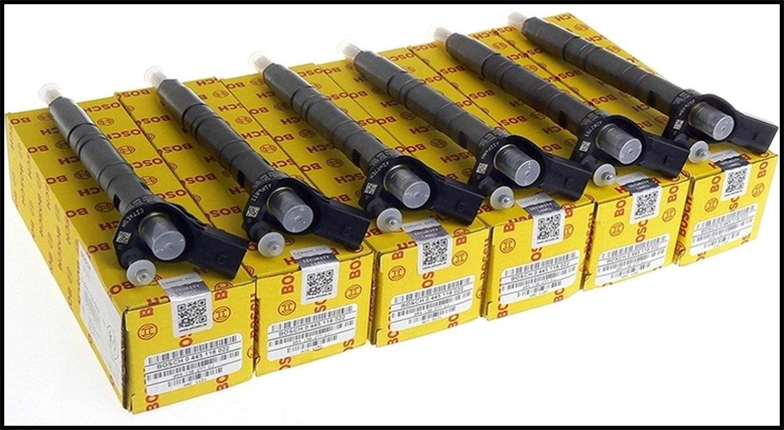 Injector 0445116029 | Injectoare Audi A6 3.0 TDI V6 0445116029 | Injectoare Piezo Bosch Audi A6 3.0 TDI V6 | Injectoare 0445116029