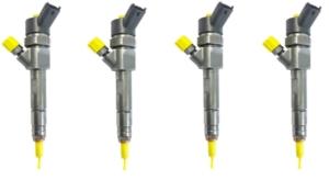 Injectoare Opel / Renault 1.9 dCi Bosch