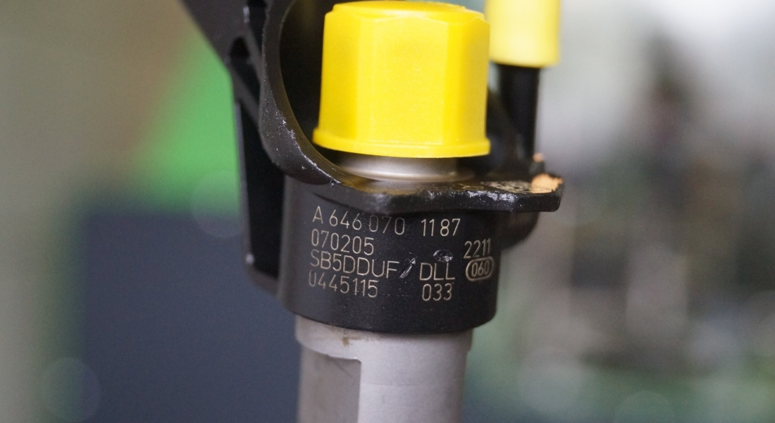 Injector Mercedes 0445115069 - 0445115033 - 0986435356 - 0445115068