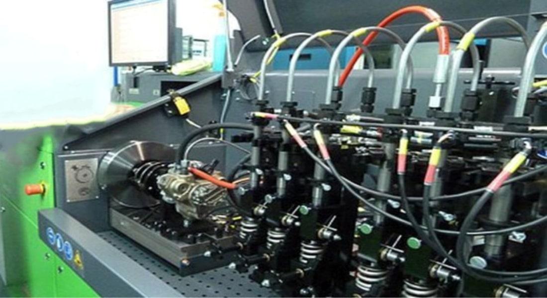 038130073BH - Injector motor BPZ Skoda Superb 1.9 TDI
